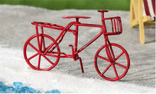 Small bicycle ornament