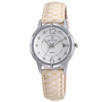 9351 Latest ladies leather watches time service international watches