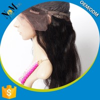 Body Wave mixed grey wig with 100% Human Hair