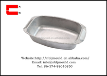 High polished China professional OEM aluminum die casting, zinc Die Casting
