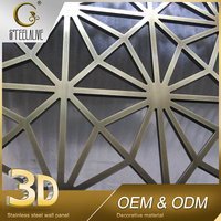China Imports Flower Patter Laser Cut Metal Screens