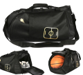 Wholesale men's gym traveling duffle bag for basketball football training