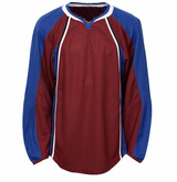 Wholesale Custom Colorado Avalanche Blank Hockey Jersey