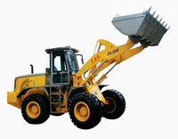 china used 3.0 ton wheel loader, with good condition, can be renovated before delivery