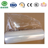 jumbo roll transparency plastic film from bicheng