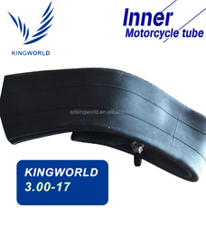 Grade A Butyl rubber motorcycle inner tube 2.50-17 2.75-17 3.00-17