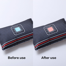 hot sale Reusable Car Dehumidifier Bag with Smart Indicator DMF free
