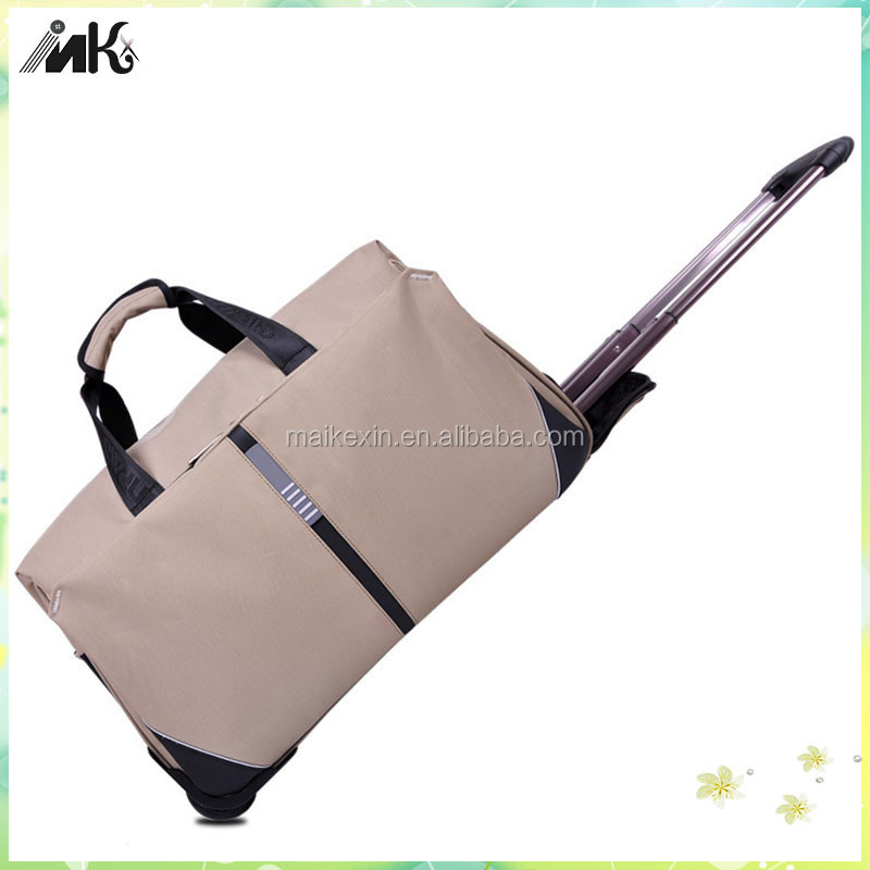 Fashion lady hand bag travel car luggage and bags crossing luggage bag