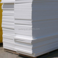 ISO White foam XPS extruded polystyrene foam board for building thermal insulation and cornice cutting