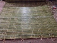 ZENT-25 Raffia bamboo mat for Jewish holiday