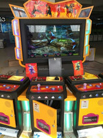 Indonesia Multiplayers Electronic video fishing arcade games console machines