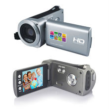 "Cheap 2.7"" CMOS 5.0MP HD720P Digital Video Camcorder Camera with 4X Digital Zoom for Taking Photo and Video"
