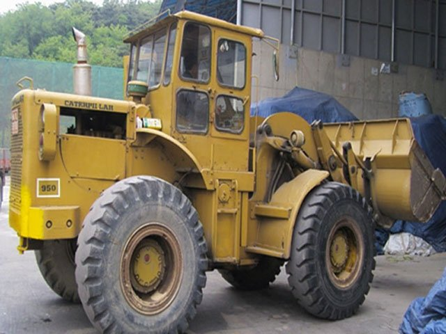 Used, 950,950B,Wheel Loader,Caterpillar.