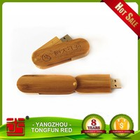 wooden bamboo book shape new style USB 2.0 flash drives