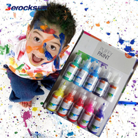 T-SHIRT FABRIC PAINT DIY PUFFY GLITTER COLOR PAINT