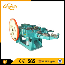 China Supplied Cheap Wire Collated Coil Nails Making Machine/Equipment/Production Line With High Quallity