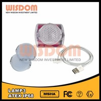 High performance lamp 3 mining hard hat