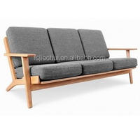 Danish Wegner 3 Seater Sofa
