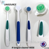 Efficient cleaning oral care products tongue cleaner