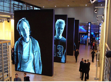 HD Advertising Stage Nightclub P4 LED Display Indoor/Indoor LED TV Screen/LED Display Panel