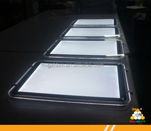 LED ceiling light box acrylic photo picture frame light box