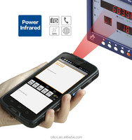 Cilico Android 2d barcode scanner and HF RFID reader PDA phone with Quad-core,Dual-SIM,3g,wifi,BT,PSAM,Free SDK.