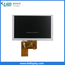 5 inch TFT with touch screen