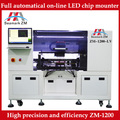 ZM-1200 Pick and and Place LED machine,smt pick and place machine LED mounter