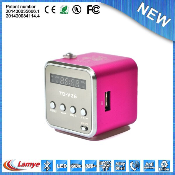 super bass digital mini stereo usb Sound Box