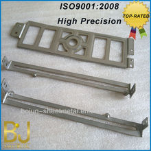 OEM custom high precision metal laser cutting service with 20 years of experience
