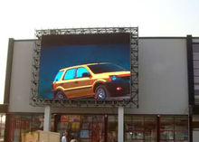 Video wall IP65 P25 led panell display manufacturer/screen/panel/sign/board