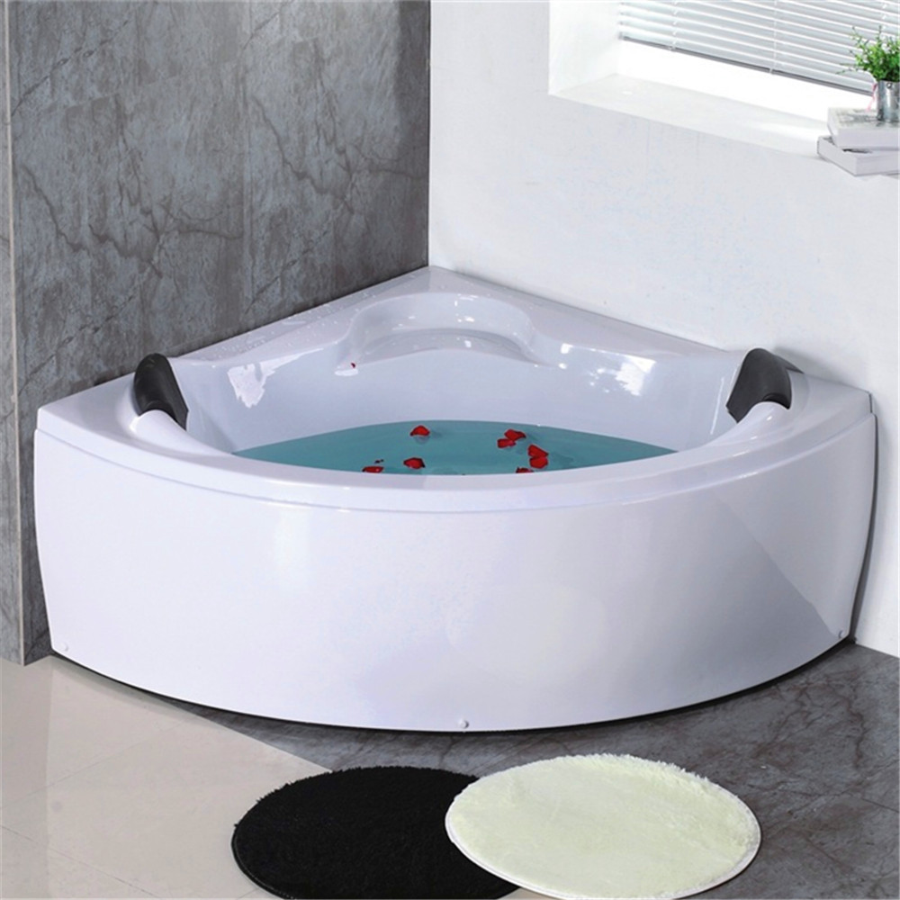 Made in china small acrylic round bathtub buy small for Best acrylic bathtub to buy