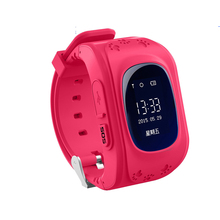 Child safe guard hand watch mobile phone price , anti lost smartwatch , child gps tracker bracelet