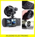 China factory price full hd 1080p gps g-sensor dual camera car black box dvr car-dvr firmware