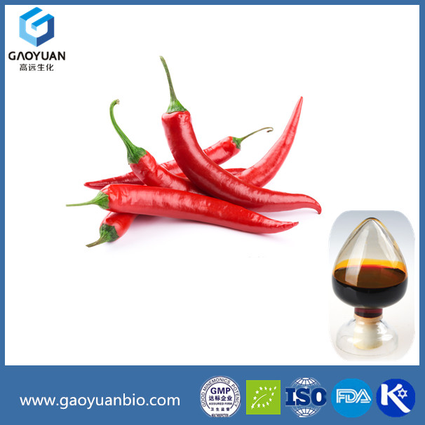 Manufacturer directely supply natural water soluble capsicum extract 10% capsicum oleoresin