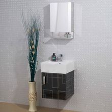 New Design Modern Bathroom Guangzhou Small size for small bathroom Cabinet Vanity