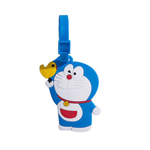 cartoon travel accessories bag for luggage tag