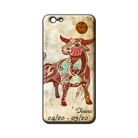 horoscope -High qualtiy back cover sublimation blanks for Samsung for galaxy S4 for apple phone