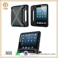 Foam Shock Proof Soft Handle stand tablet protective case for ipad mini