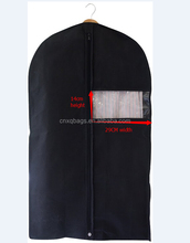non woevn suit bag garment bag for men