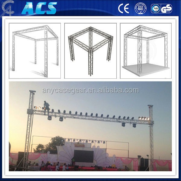 Support Custom Made Mini lighting truss/speaker lift truss