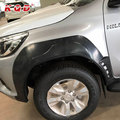 New design special injection wheel fender for Hilux revo 2017