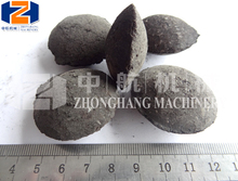 Briquetting coal press to make briquettes from coal, coal briquetting roller press