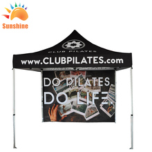 Custom automatic 3x3 canopy tents/folding event tents outdoor/ beach trade show tent for events