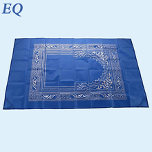 Hot Sale Pocket travel portable Prayer Mat islam rug With Compass