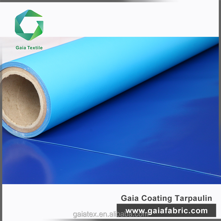 PVC Inflatable Swimming Pool Cover Fabric and PVC coated tarpaulin