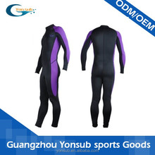 unisex custom color logo rash guard/full body screen suit