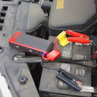New arrival 12000mAH emergency jump starter portable multi-function 12v lithium ion car battery
