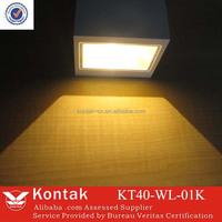 IP54 3 years warranty CE approved 3w led wall lights/wall lamps with down lighting