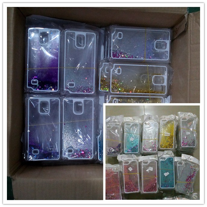 New Products 2016 UV printing custom design clear phone case for samsung note5 case for iphone